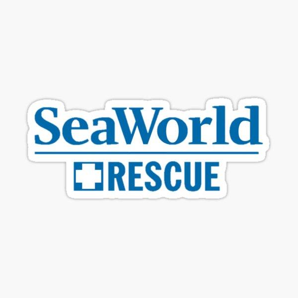 SeaWorld Rettungsaufkleber Sticker