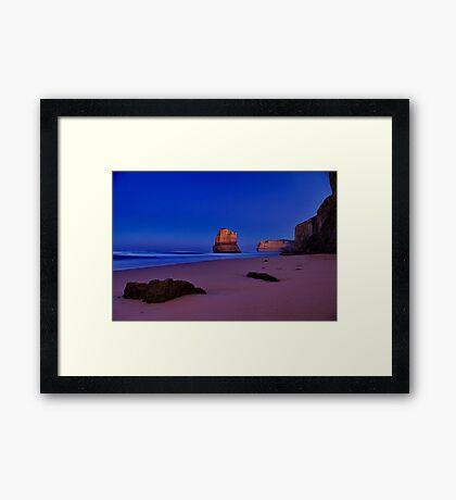 """Twilight Solitude"" Framed Print"