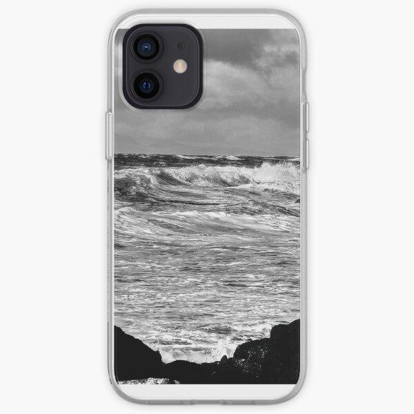 Innean an Gailleann (Bay of Storms) AKA The Gauldrons, Machrihanish iPhone Soft Case