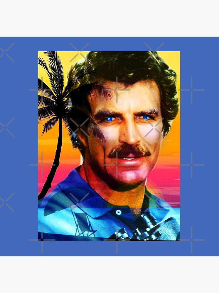 Tom Selleck by LaurenceS06