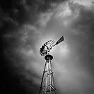 Windmill Attitude by Bob Larson
