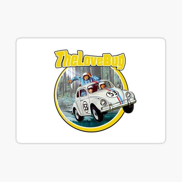 Herbie the Love Bug Sticker
