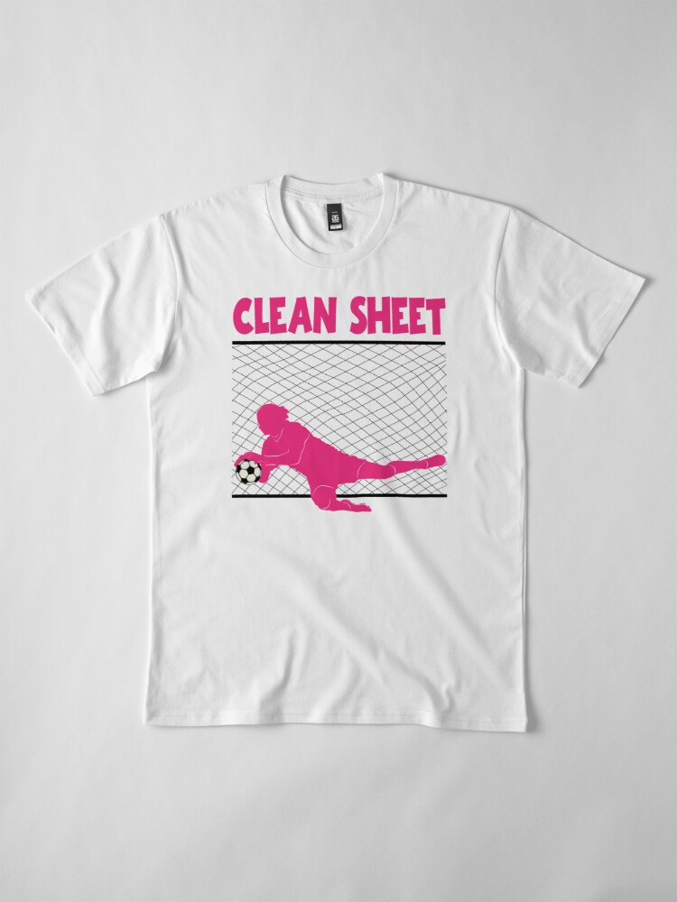 Alternative Ansicht von CLEAN SHEET Premium T-Shirt