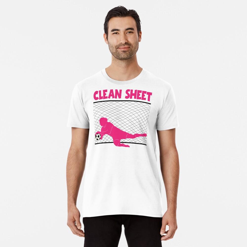 CLEAN SHEET Premium T-Shirt