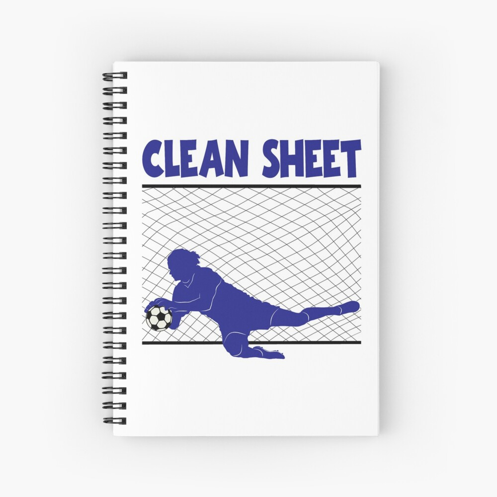 CLEAN SHEET Spiralblock
