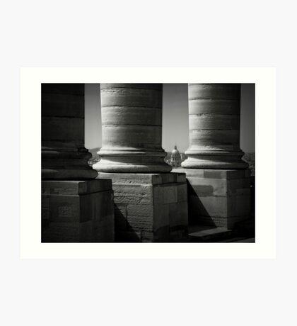 Panthéon Art Print