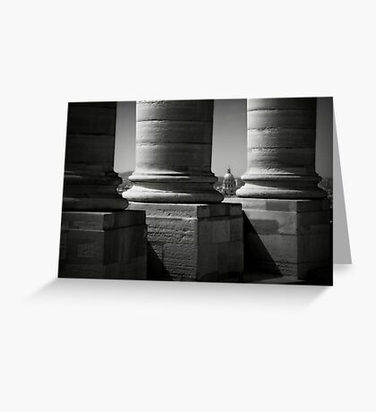 Panthéon Greeting Card