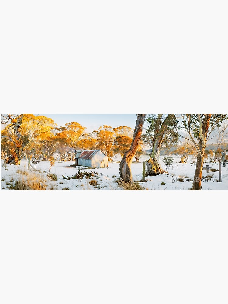 Howitt Hut, Alpine National Park, Victoria, Australia by Chockstone