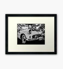 Cadillac Framed Print