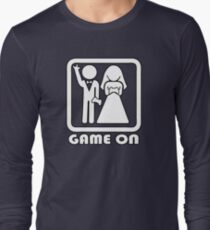 GAME ON 3 Long Sleeve T-Shirt