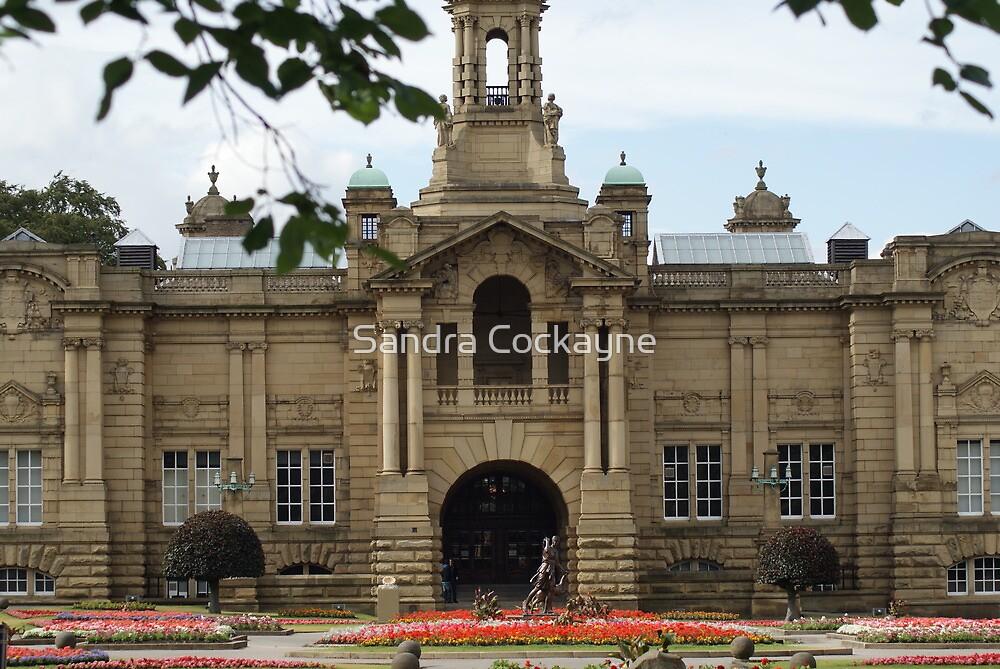 Cartright Hall ~ Lister Park ~ by Sandra Cockayne