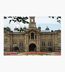 Cartright Hall ~ Lister Park ~ Photographic Print
