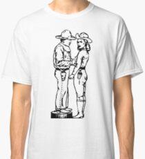 Paranoid Time - Minutemen Classic T-Shirt