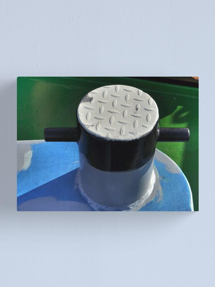 Alternate view of Bitt Canvas Print