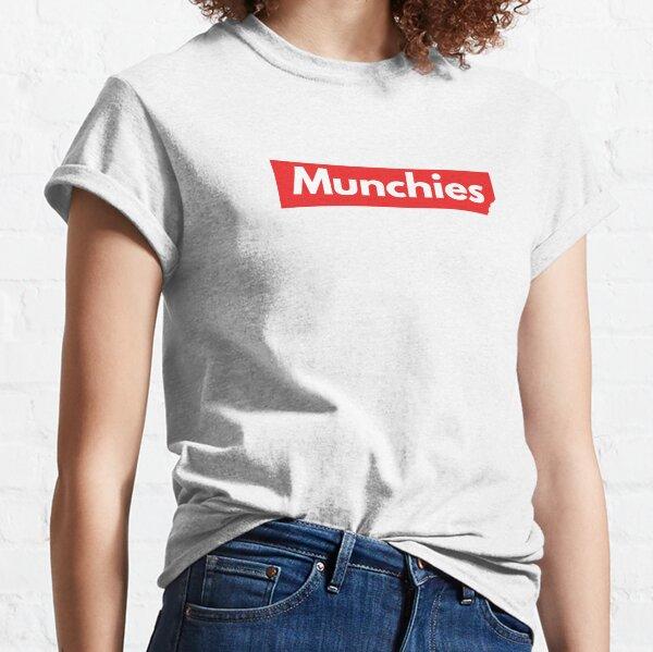 Munchies 420 Stoner Classic T-Shirt