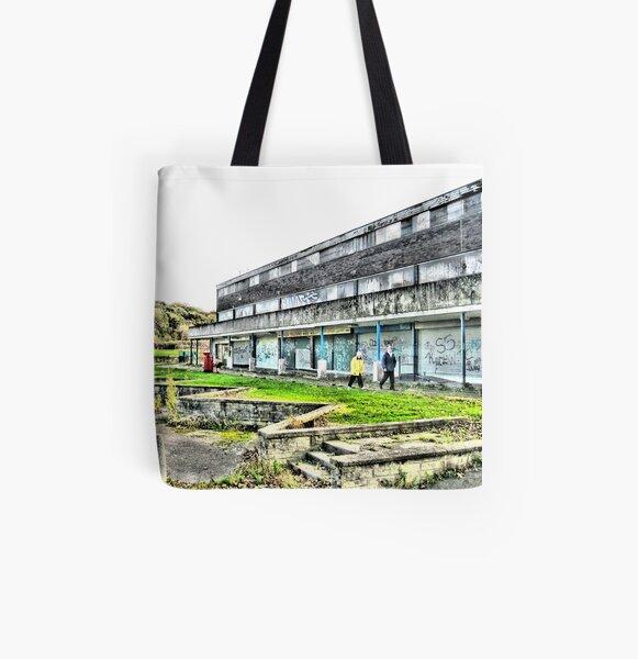 Precinct All Over Print Tote Bag