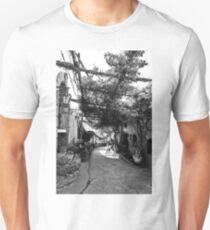 Positano Alley Unisex T-Shirt