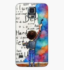 Always Keep Fighting Watercolor Painting (2015) REVAMP Case/Skin for Samsung Galaxy