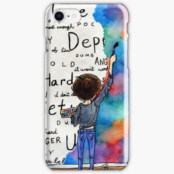 Always Keep Fighting Watercolor Painting (2015) REVAMP iPhone Snap Case