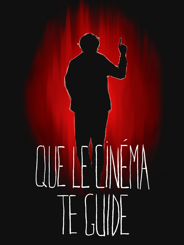 UM15 - QUE LE CINEMA TE GUIDE | V-Neck