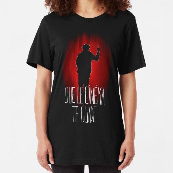 UM15 - QUE LE CINEMA TE GUIDE Slim Fit T-Shirt