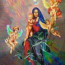 Bella Donna by Janet Boyd Art