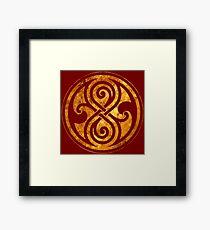 The Seal of Rasillion Framed Print