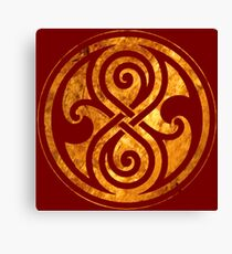 The Seal of Rasillion Canvas Print