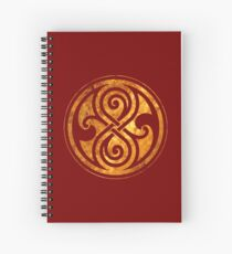 The Seal of Rasillion Spiral Notebook