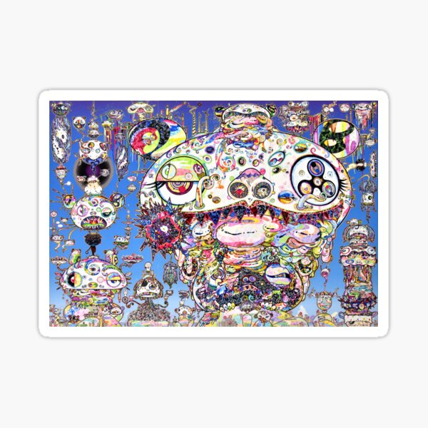 Tan Tan Bo Sticker