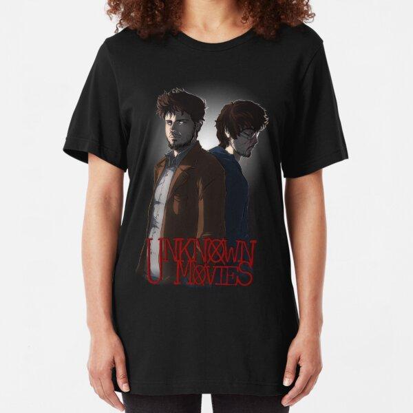 UM SAISON 2 - TUEUR & ASSISTANT Slim Fit T-Shirt