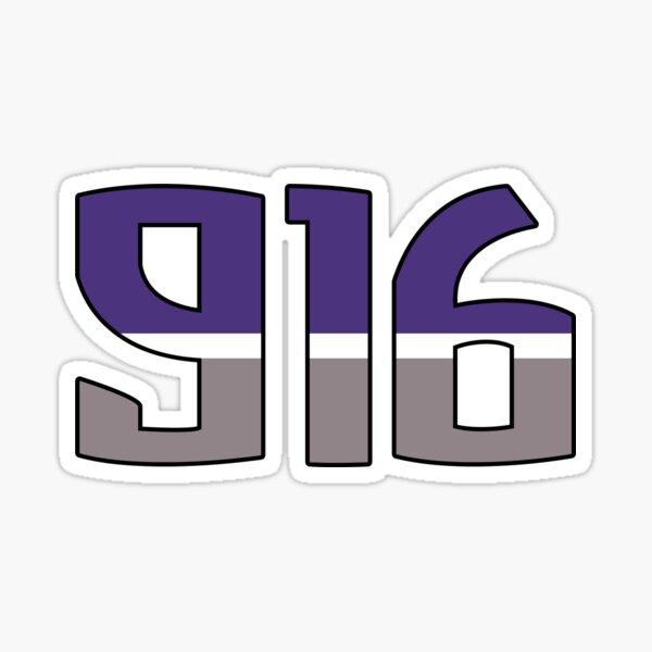 916 Sacramento Kings Sticker