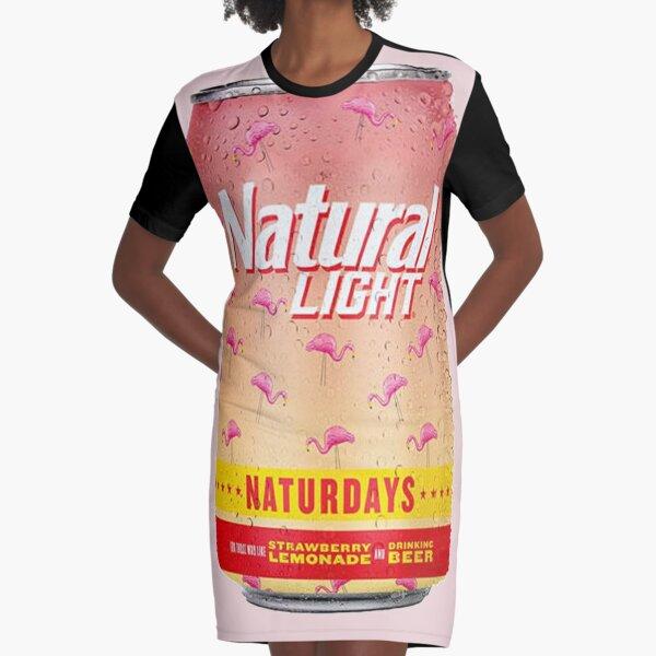Naturday Graphic T-Shirt Dress