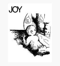 Joy - Minutemen Photographic Print