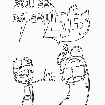 LIES! by SlackerJAW