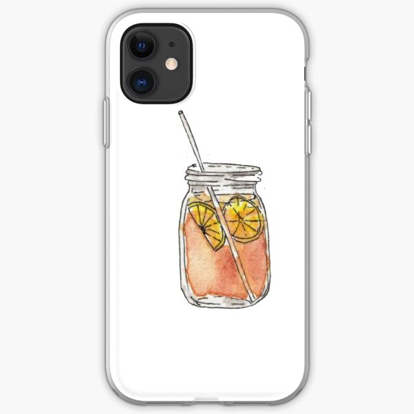 lemonade iPhone Soft Case