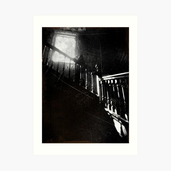 The Ascent ~ West Park Asylum Art Print