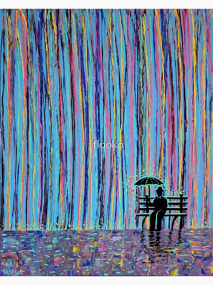Acid Rain #3 - (MUCH LARGER REMAKE OF ORIGINAL) by flooko