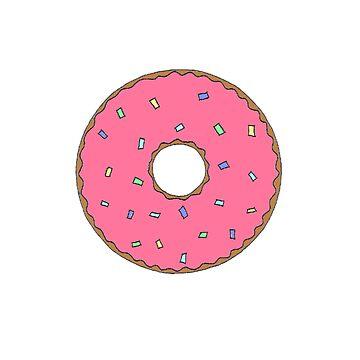 mini doughnut doodle  by SamDixon5