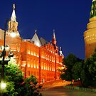 moscow by cylk