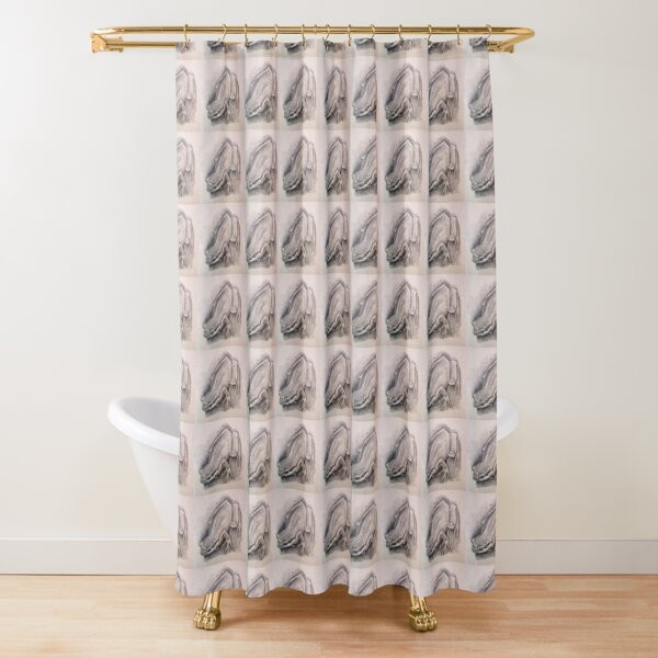 Southern Brown Tree Frog - by Avril Thomas Shower Curtain