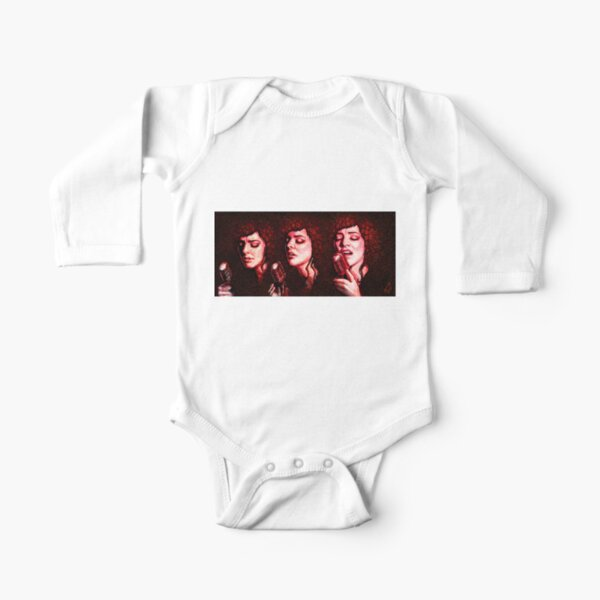 Gabby Young Long Sleeve Baby One-Piece