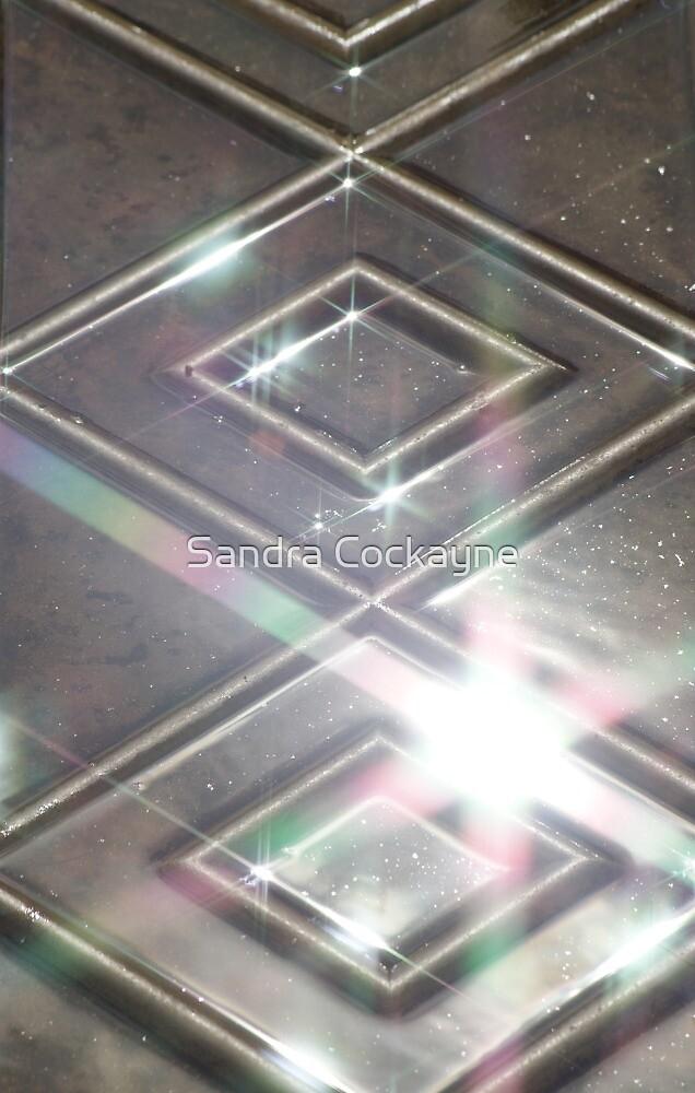 Sunkissed Tiles by Sandra Cockayne