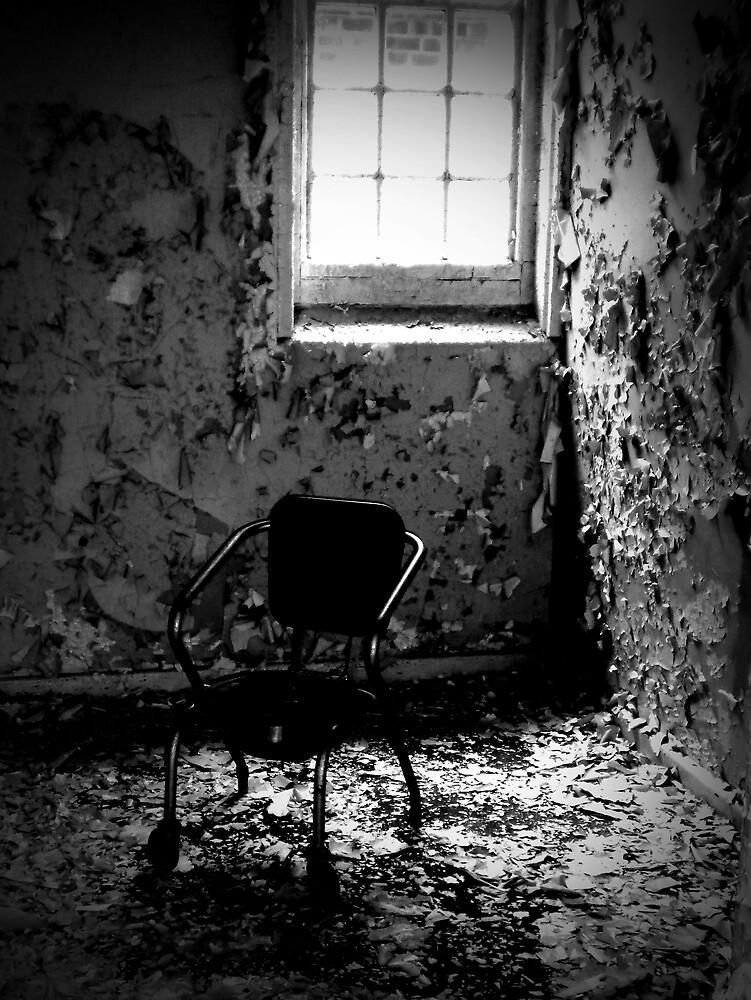 Privacy is Inconvenient ~ West Park Asylum by Josephine Pugh