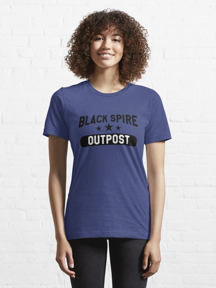 Alternate view of Black Spire Outpost Essential T-Shirt