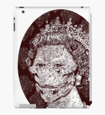 The Reptilian Elite iPad Case/Skin