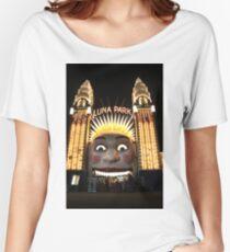 Luna Park Women's Relaxed Fit T-Shirt