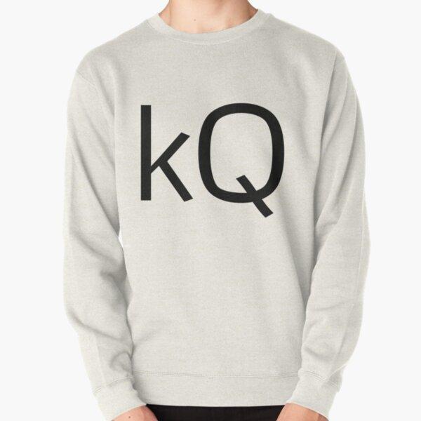 Keegan Quinn logo Pullover Sweatshirt