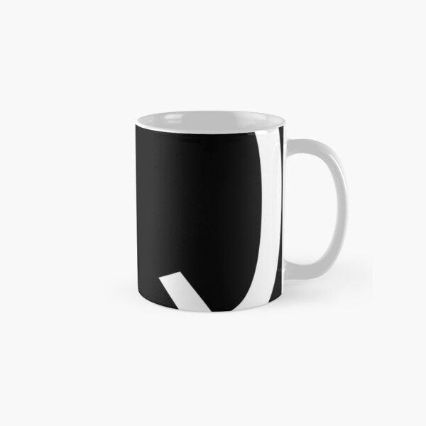 Keegan Quinn logo (white) Classic Mug