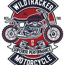 Wildtracker Motorcycle Superior Performance  by anabellstar